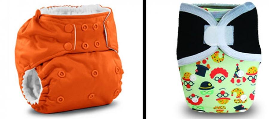 Perbedaan Velcro VS Snap Pada Clodi