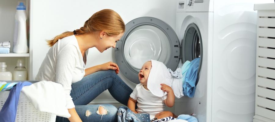 Tips Mencuci Clodi Dengan Mesin Cuci