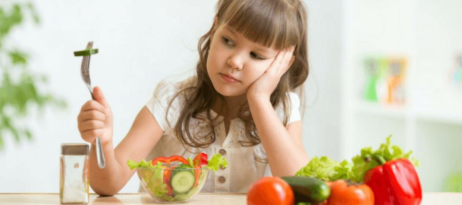 Kenali Gangguan Makan pada Anak dan Solusinya