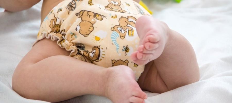 Saatnya Beralih ke Popok Bayi Ramah Lingkungan
