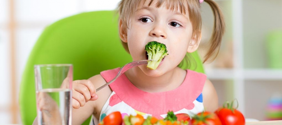 Main Image: Tips Manjur Agar Anak Doyan Makan Sayur