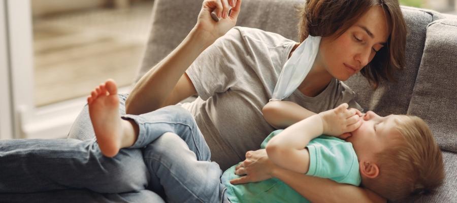 Main Image: Cara Mengatasi Gejala Alergi Susu Sapi pada Anak