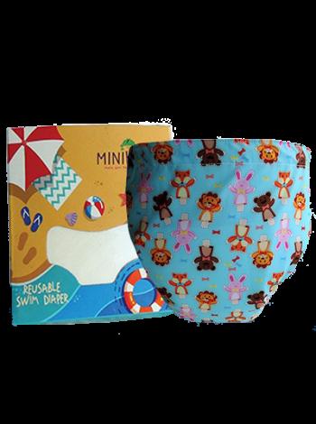 Produk: Swim Diaper Hand Puppet [MSD-113]