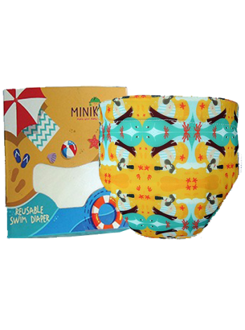 Produk: Swim Diaper Sailor [MSD-117]