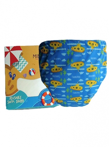 Produk: Swim Diaper Submarine [MSD-119]