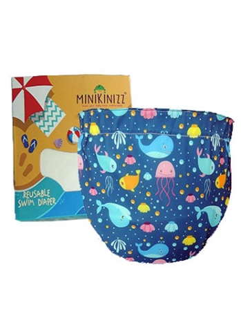 Produk: Swim Diaper Under The Sea [MSD-125]