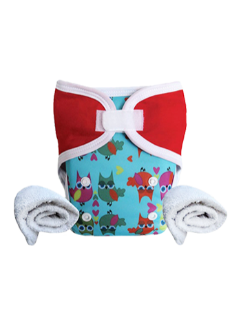 Produk: Mini Cover Funny Owl [KNC-137]