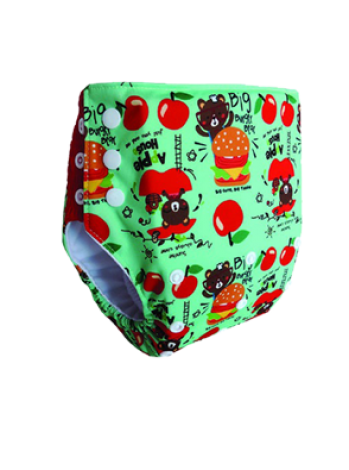 Produk: Big Pants Apple House [KB-152]