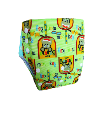 Produk: Big Pants I Luv Banana [KB-155]