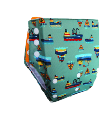 Produk: Big Pants Cargo Ship [KB-154]