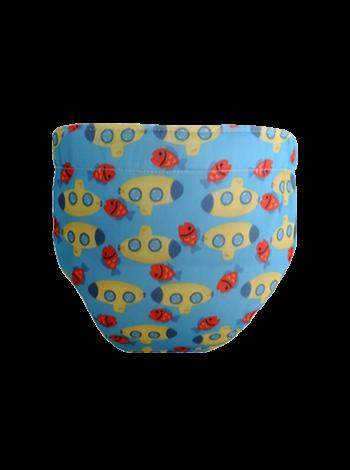 Produk: Swim Diaper Fish Marine [MSD-169]