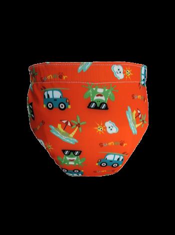 Produk: Swim Diaper Summer Frog [MSD-156]