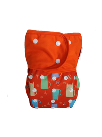 Produk: izzyeco Orange Cats [IED-410]