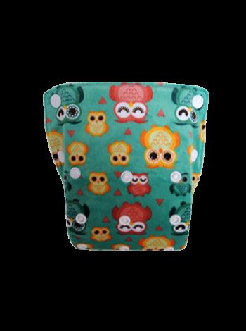 Produk: Panzy Green Owl [MNP-200]