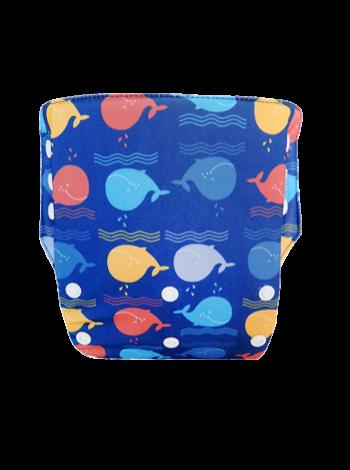 Produk: Big Pants Blue Whale [KB-163]