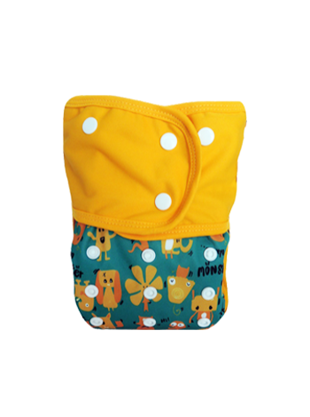 Produk: Izzyeco Yellow Monster [IED-445]