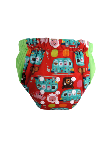 Produk: Izzypant Animal Car [IPM-66]
